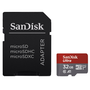 Sandisk 173447 microSDHC 32GB 98MB/s + adaptér