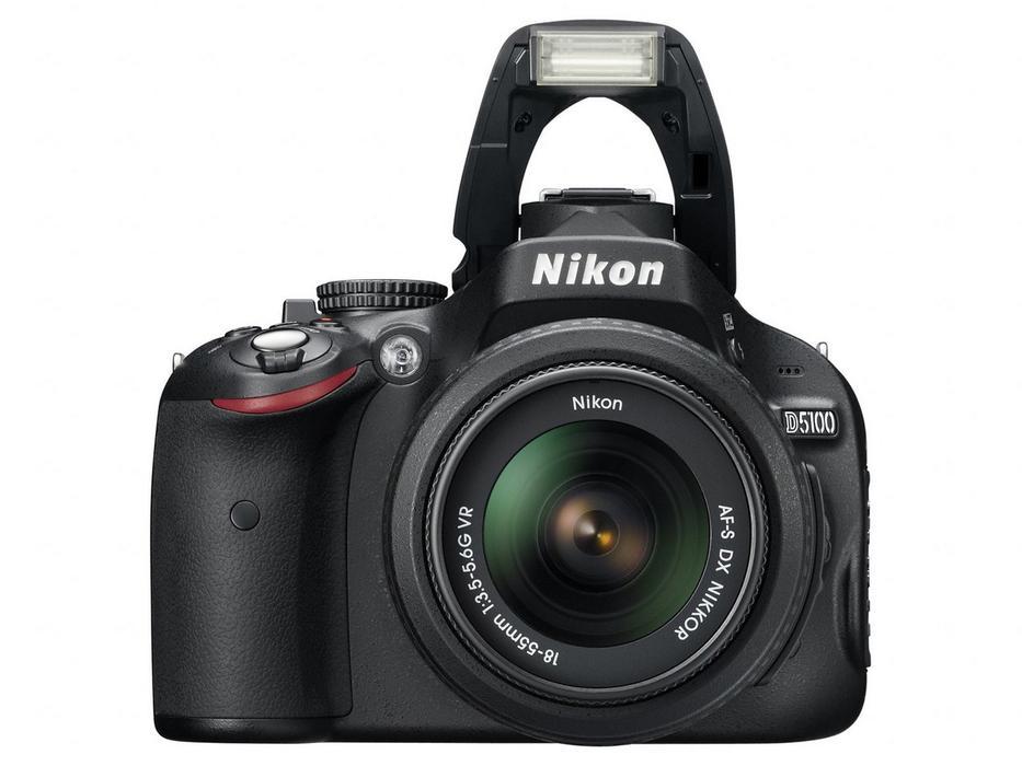 Фотоаппарат зеркальный nikon d3100 kit 2
