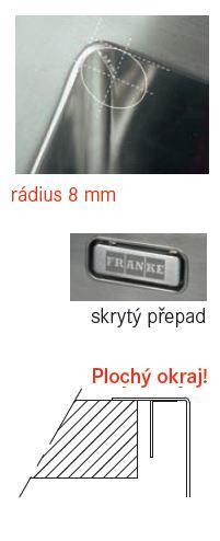 Franke PEX 210/610-51 TL