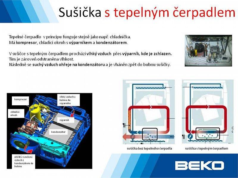 Beko DPU 8360 X + záruka 5 let