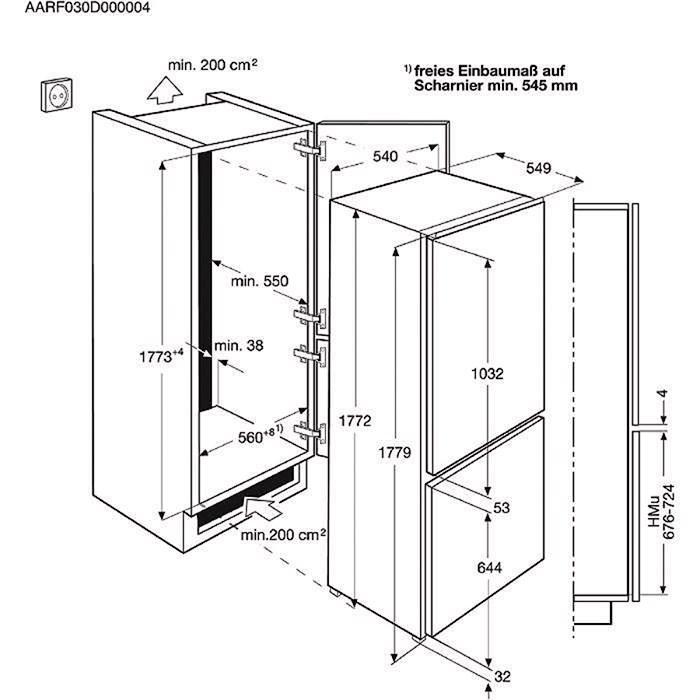 Electrolux ENN2801BOW