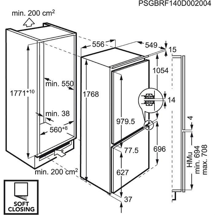 Electrolux ENG2804AOW