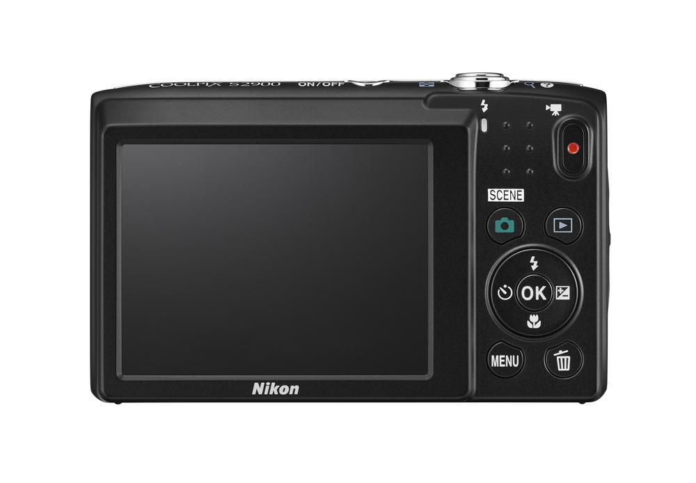 Nikon Coolpix S2900 silver