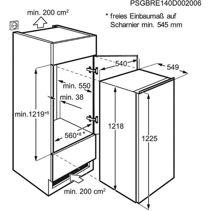 Electrolux ERN2001FOW