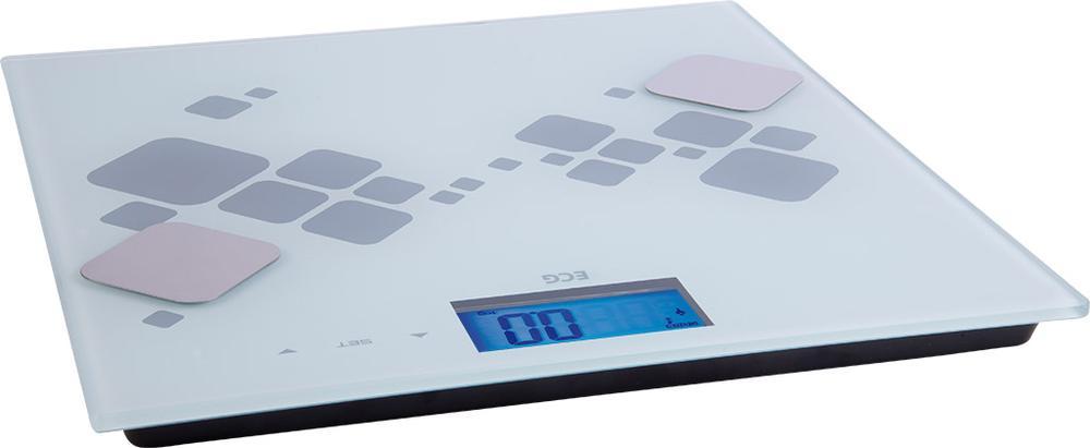 ECG OV 125 White