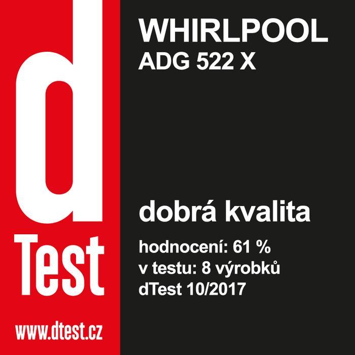 Whirlpool ADG 522 X