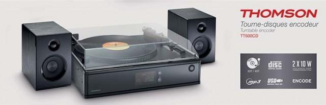 Thomson TT500CD