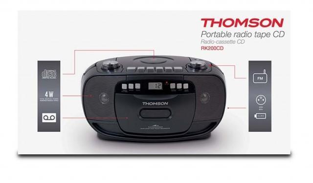 Thomson RK200CD + doprava zdarma
