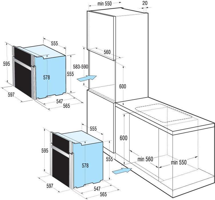 Mora VT 527 WC