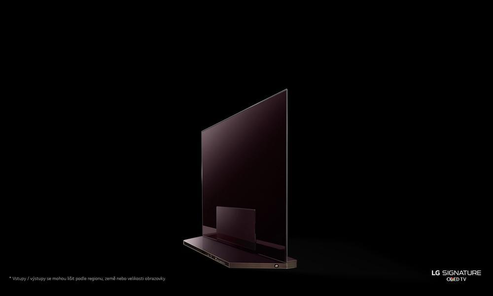 LG OLED65G6V + CASHBACK 5.000Kč