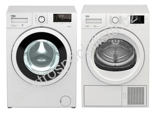 Beko WMY71283LMB3 + DPS7405GB5