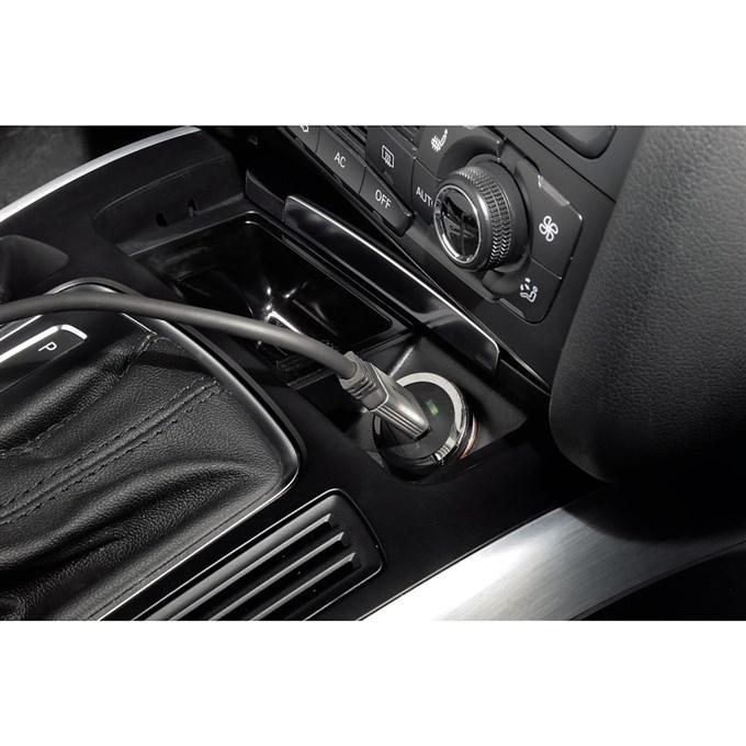 Hama 39697 USB nabíječka do auta