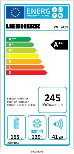 Kombinovaná chladnička LIEBHERR CN 4213