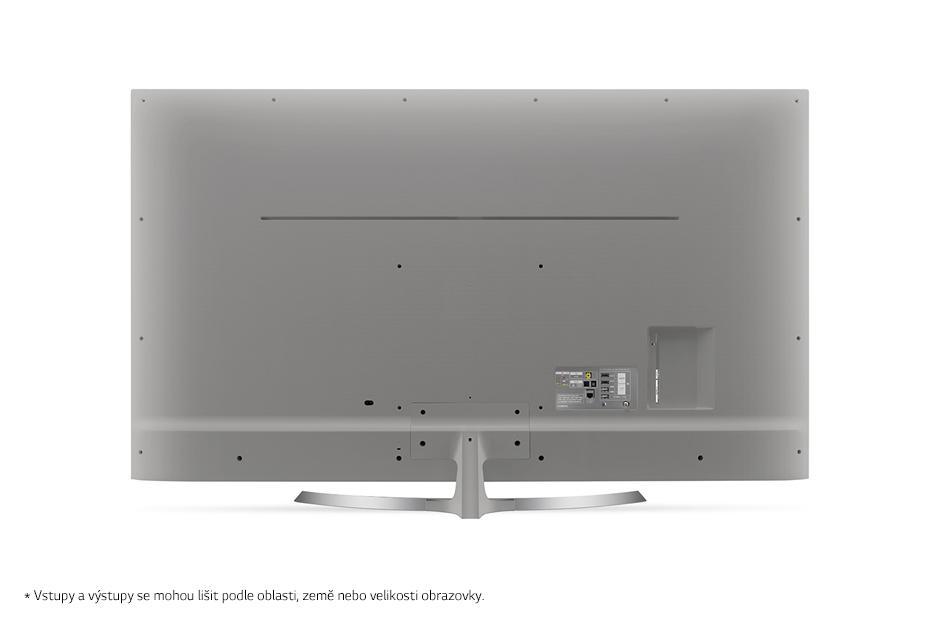 LG 60SJ810V + Získejte od LG výhry za 2 miliony Kč