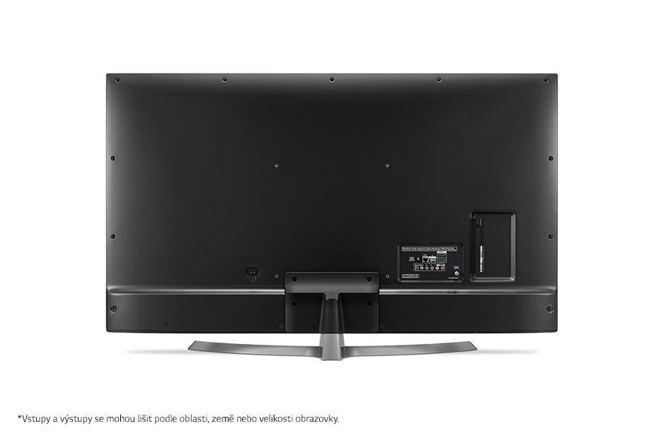 LG 55UJ670V + CASHBACK 1.000Kč + Získejte od LG výhry za 2 miliony Kč