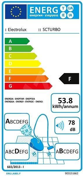 Electrolux SCTURBO