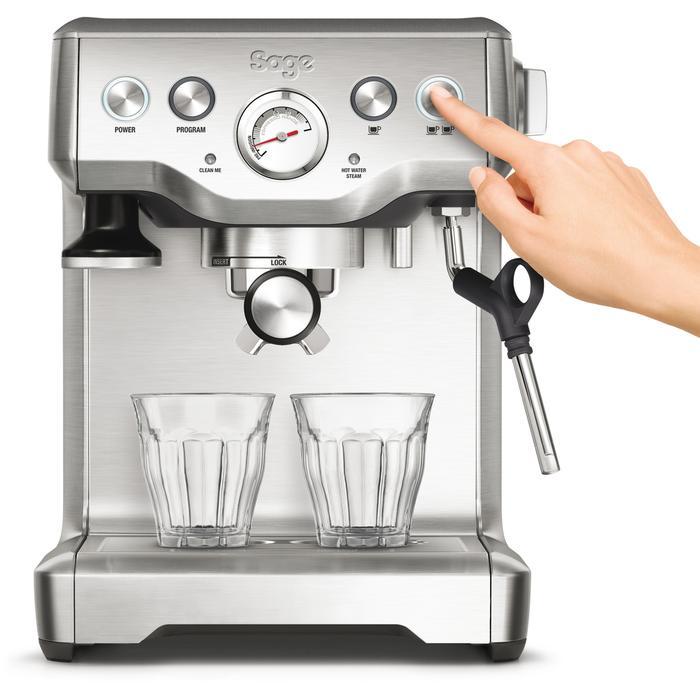 Sage BES840BSS Espresso