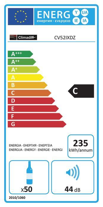 Climadiff CV52IXDZ