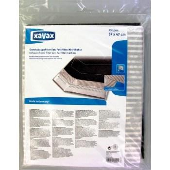 Xavax 110871 uhlíkový + tukový filtr