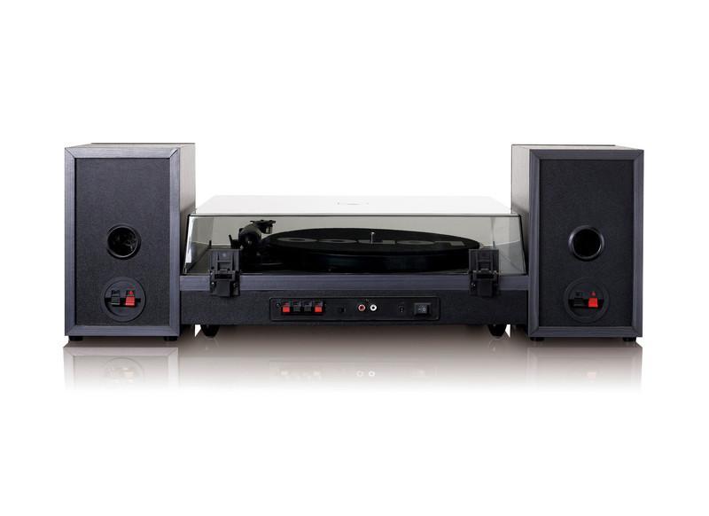 Lenco LS 300 black + CASHBACK 200Kč