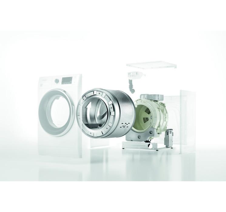 Whirlpool FWSG 71283 BV CS + Tyčový mixér Braun MQ100